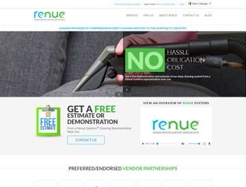 Renue Venue Revitalization Specialists