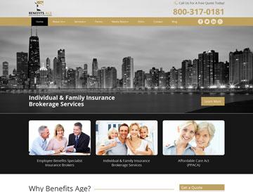 Benefits Age