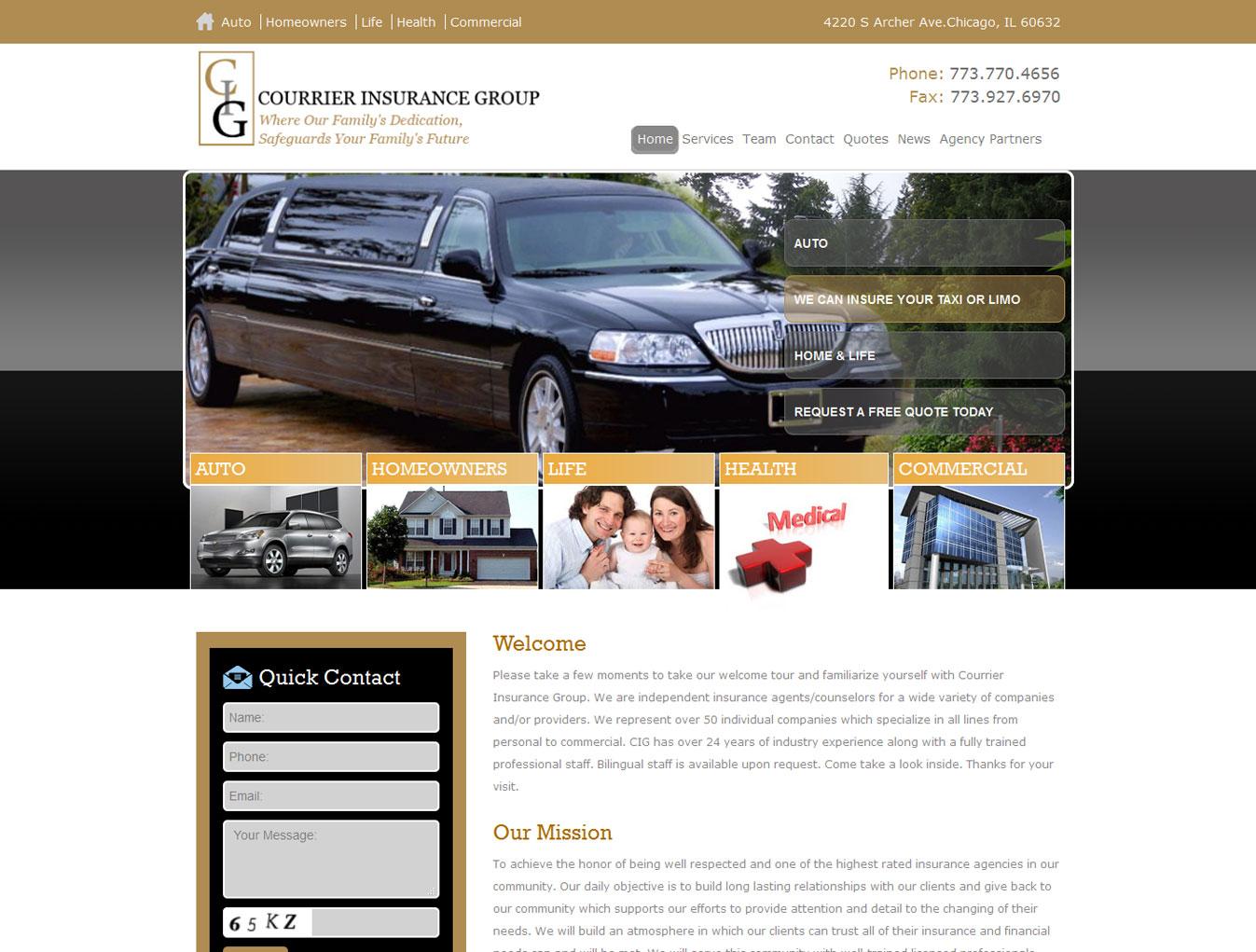Recent Web Designs Forward Marketing