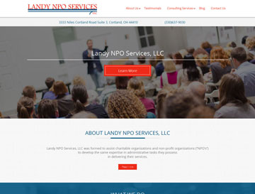 Landy NPO Services, LLC