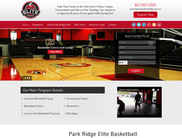Park Ridge Elite Basketball