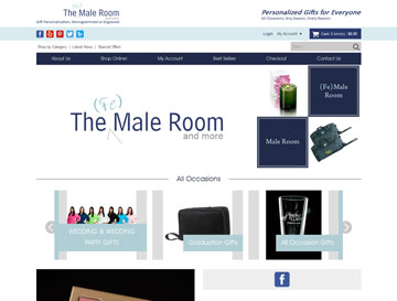 The (Fe) Male Room and More