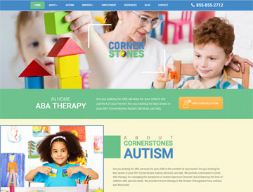 Cornerstones Autism Services