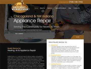 Quality Service, Inc.